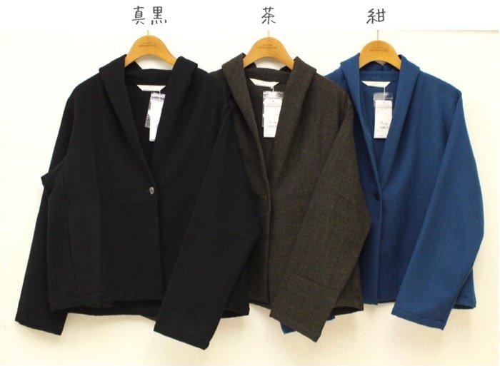 ルキアシャツ(ウールガーゼ)商品画像2