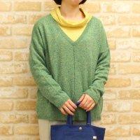 【50%OFF】K97701Vネックセーター