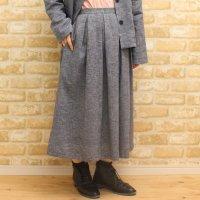 【50%OFF】クラッシュスカート