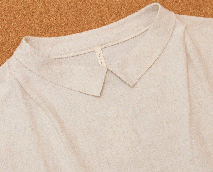 <fleur de pomme-フルール・ド・ポム->カレンシャツ商品画像6