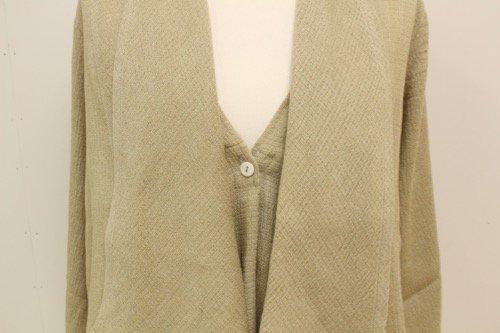 <fleur de pomme-フルール・ド・ポム->ケージュシャツ商品画像10