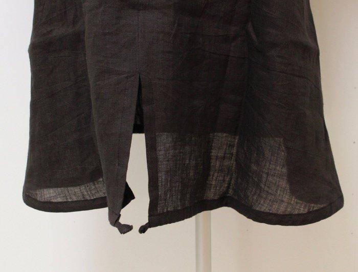 <fleur de pomme-フルール・ド・ポム->ジルジャンパースカート商品画像8