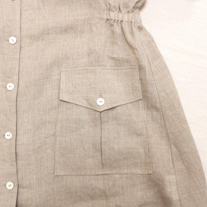 <fleur de pomme-フルール・ド・ポム->ジルジャンパースカート商品画像9