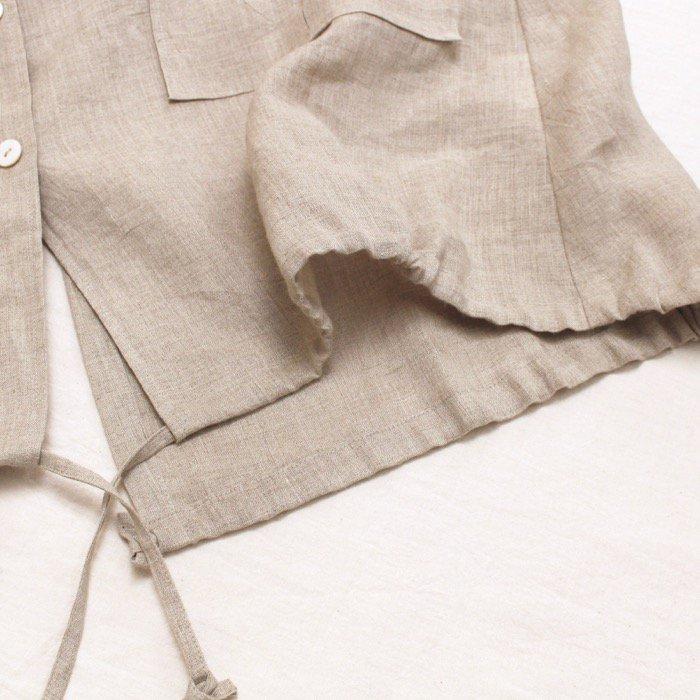 <fleur de pomme-フルール・ド・ポム->ジルジャンパースカート商品画像10