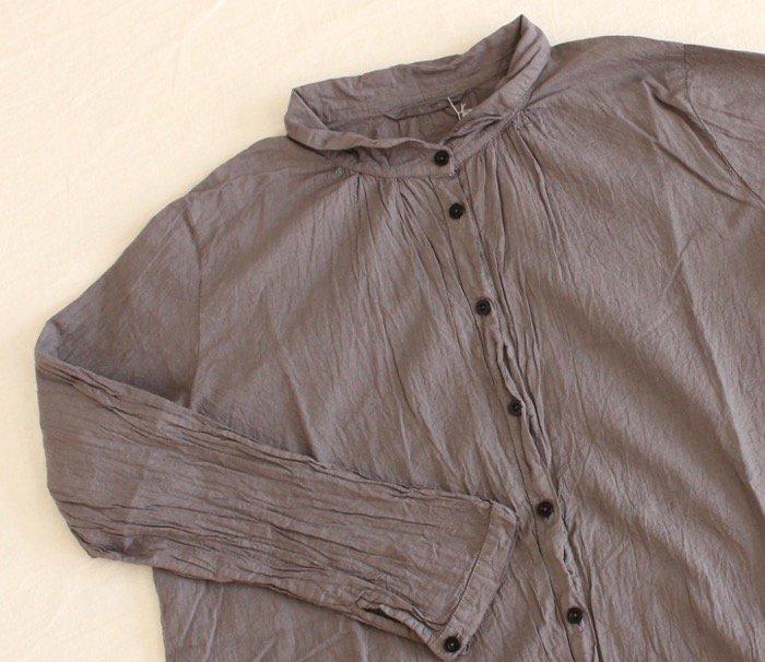 【50%OFF】ヌメラシャツ商品画像7