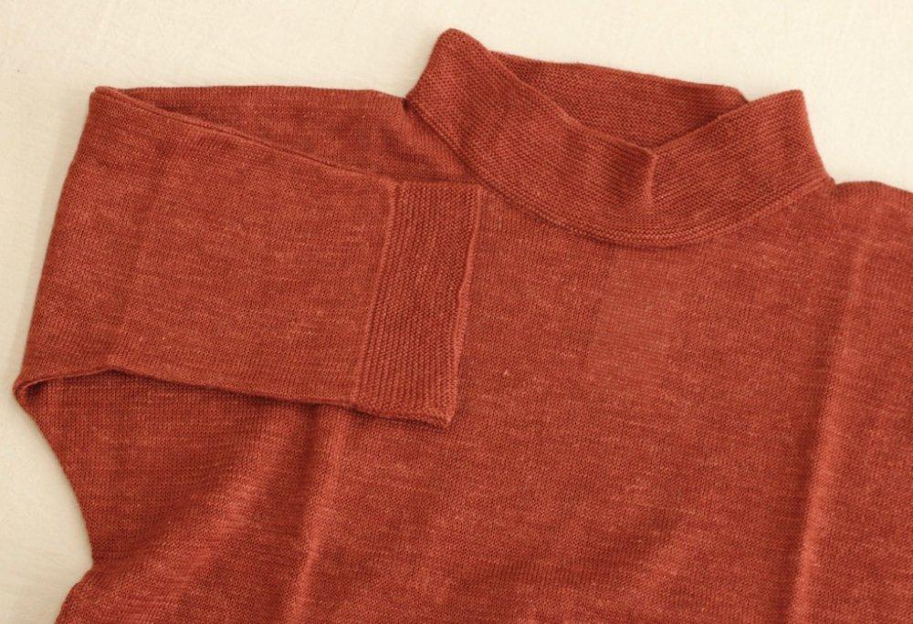 【50%OFF】K95701ハイネックセーター商品画像6