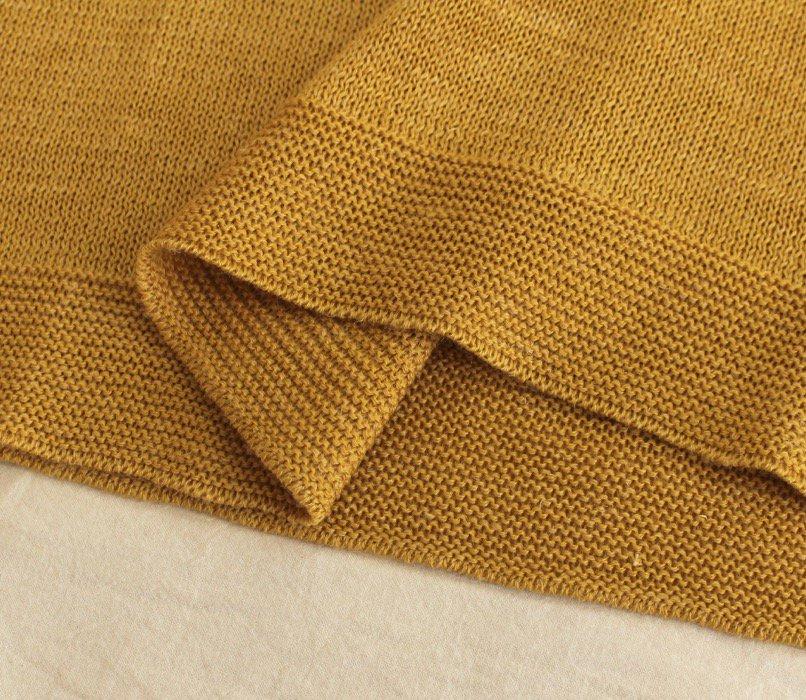【50%OFF】K95701ハイネックセーター商品画像7