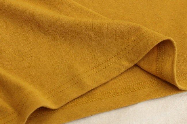 【SALE】N-068 ボタン衿 フライス商品画像9