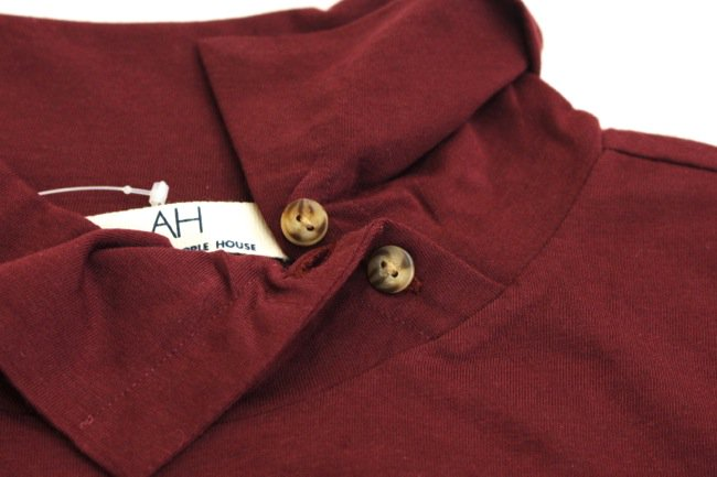 【SALE】N-082 ボタン衿 天竺商品画像6