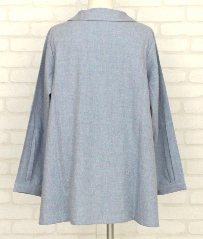 G-1 ムセシャツ商品画像4