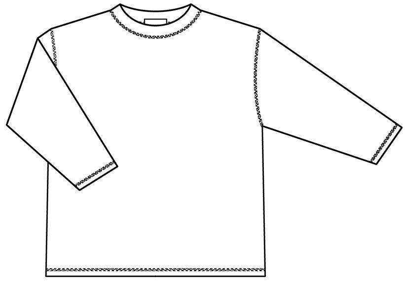 T225長袖(2018年初夏カラー)商品画像8
