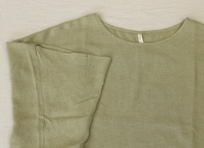 <fleur de pomme-フルール・ド・ポム->アプトシャツ商品画像8