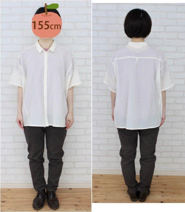 【30%OFF】G-1 ロフシャツ商品画像5
