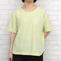 【50%OFF】T3806 ボーダーTシャツ