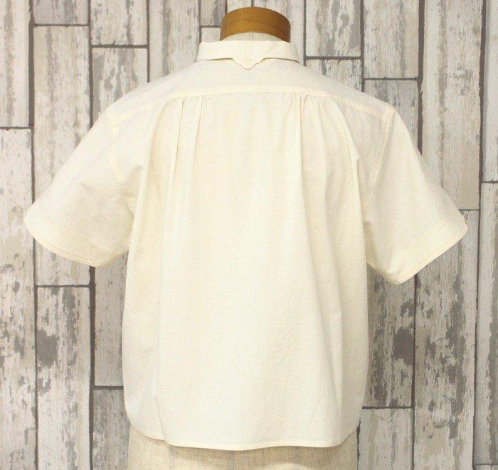 半袖マジパンブラウス(Mサイズ/カラー)※旧デザイン商品画像5