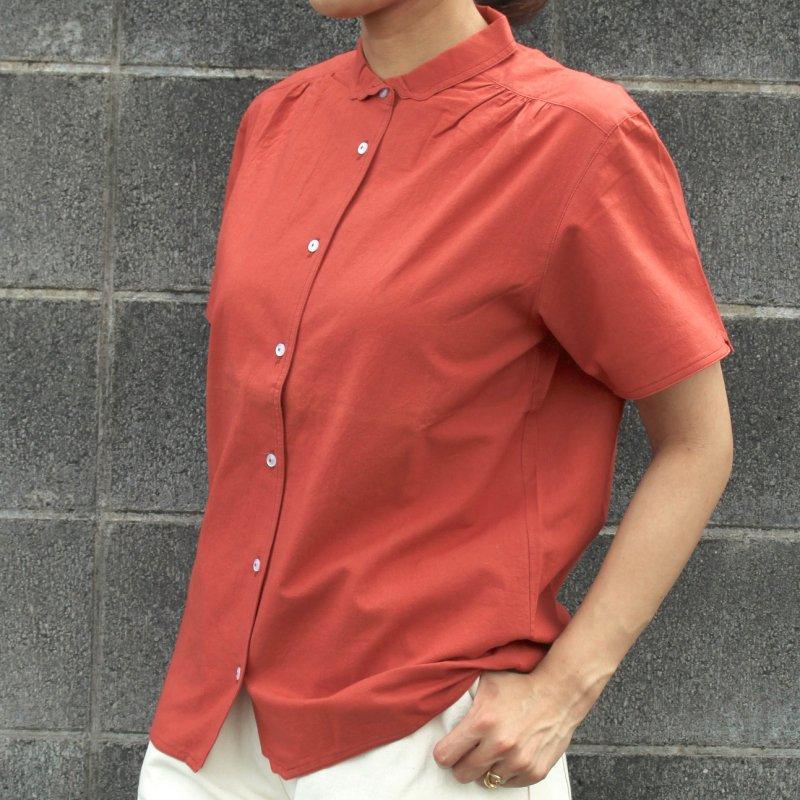 半袖マジパンブラウス(Lサイズ/カラー)※旧デザイン商品画像1