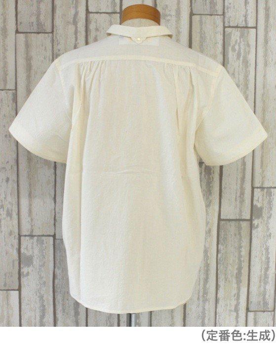 半袖マジパンブラウス(Lサイズ/カラー)※旧デザイン商品画像4