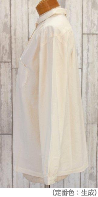 長袖マジパンブラウス(Lサイズ/カラー)※旧デザイン 商品画像6