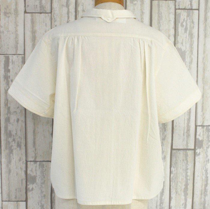 半袖マジパンブラウス(2Lサイズ/カラー)※旧デザイン商品画像5