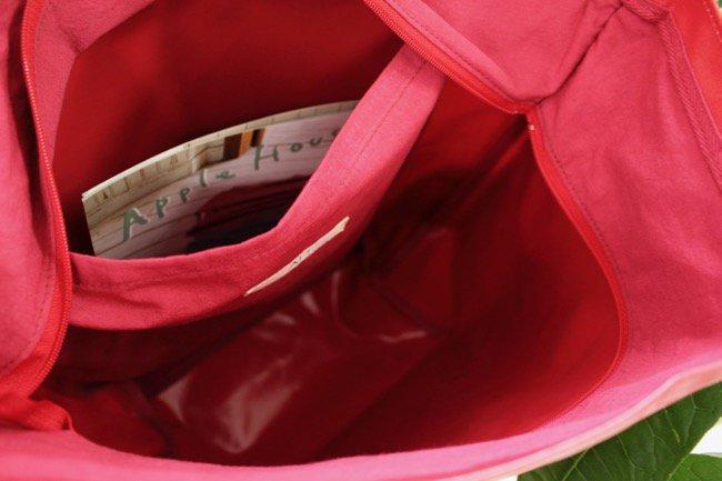 エレファンバッグ -2(ファスナー・外ポケット付き)商品画像8