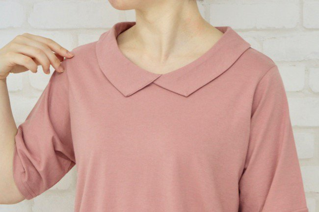 T5802 衿Tシャツ商品画像2