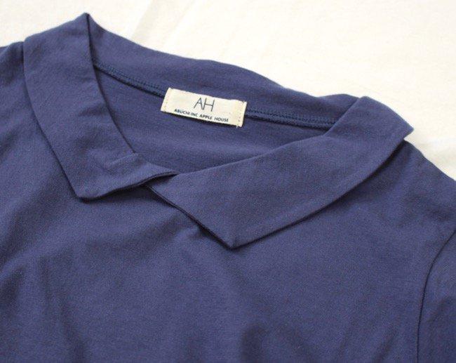 T5802 衿Tシャツ商品画像5