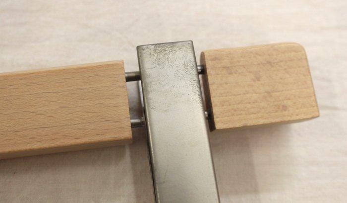 【アウトレット】アップルハウスオリジナル・木製ボトムハンガー (5本セット)商品画像10