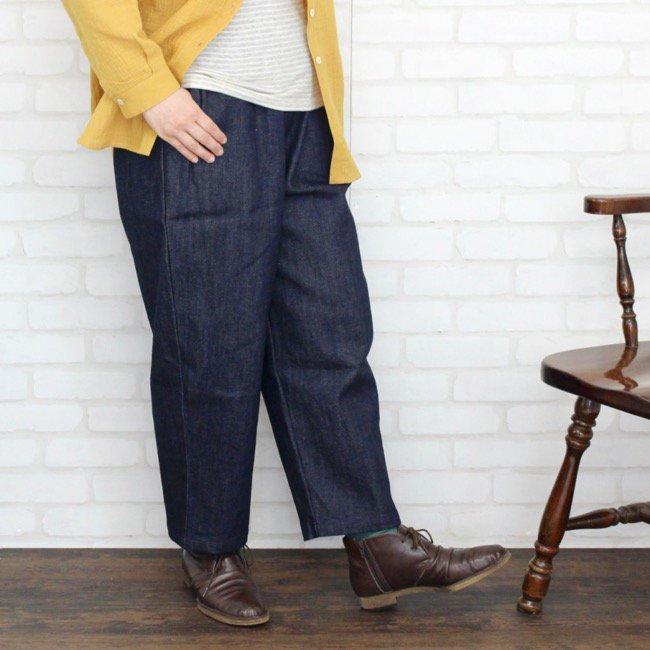 【再入荷】ルーシーパンツ(デニム)商品画像2