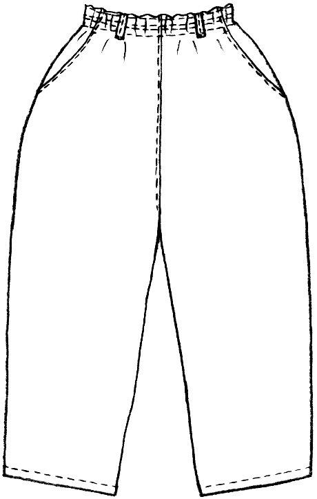 【再入荷】ルーシーパンツ(デニム)商品画像10