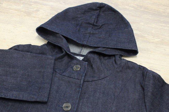 G-1 セルバードジャケット(デニム)商品画像8