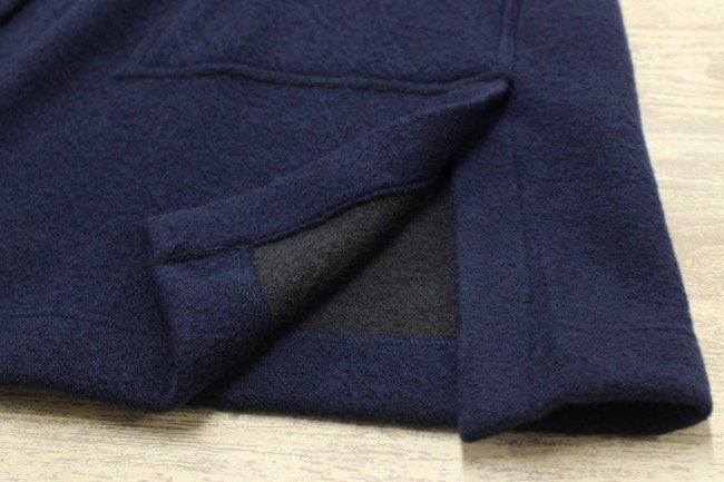 チュニスアウター(圧縮ウール)商品画像10
