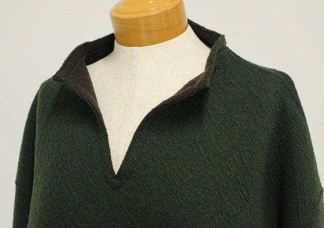 トビーシャツ(圧縮ウール)商品画像6