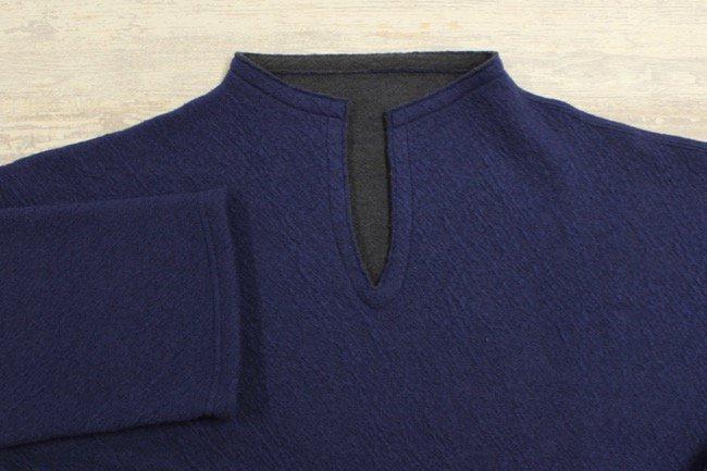 トビーシャツ(圧縮ウール)商品画像7