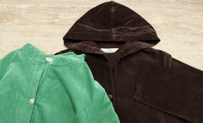 デールシャツジャケット(コーデュロイ)商品画像7