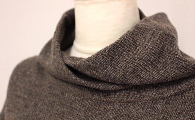 K-S137 ネジリ衿ベスト商品画像6