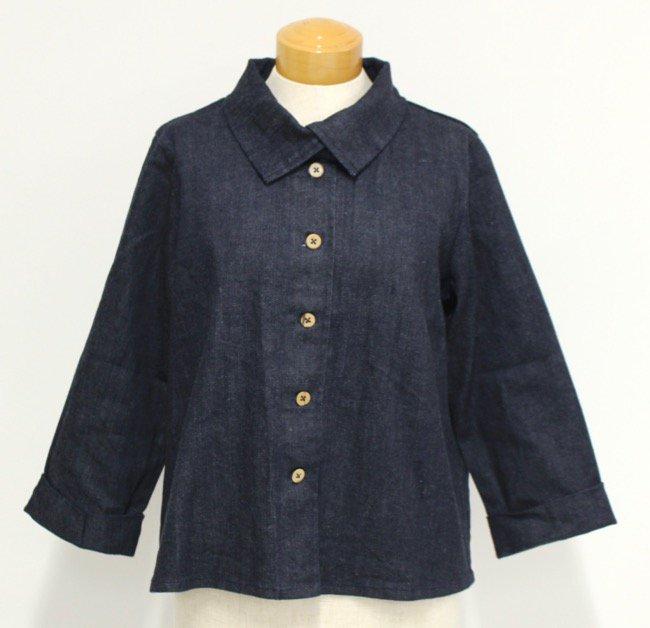 G-1 シュイシャツ(デニム)商品画像4