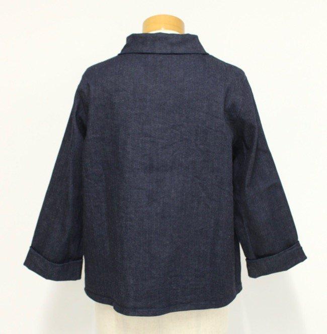 G-1 シュイシャツ(デニム)商品画像6