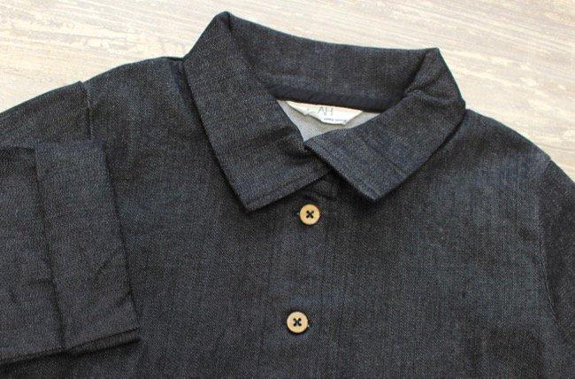 G-1 シュイシャツ(デニム)商品画像7
