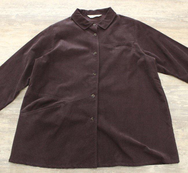 ドアシャツ(コーデュロイ) 商品画像2