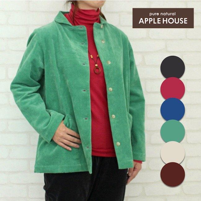 タイシンシャツジャケット(別珍) 商品画像1