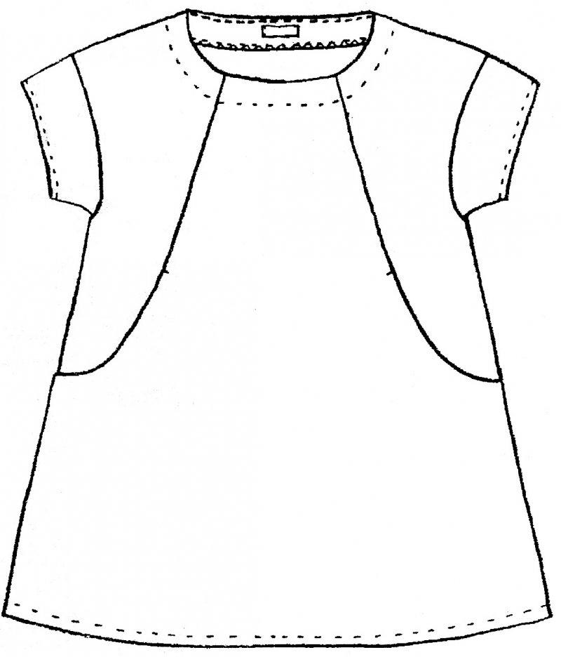 G-1ネッケルチュニック商品画像12