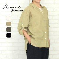 モノフシャツ<fleur de pomme-フルール・ド・ポム->