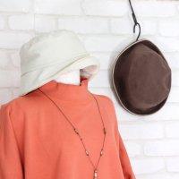 パイピング帽子(S・Mサイズ/2021年冬カラー)