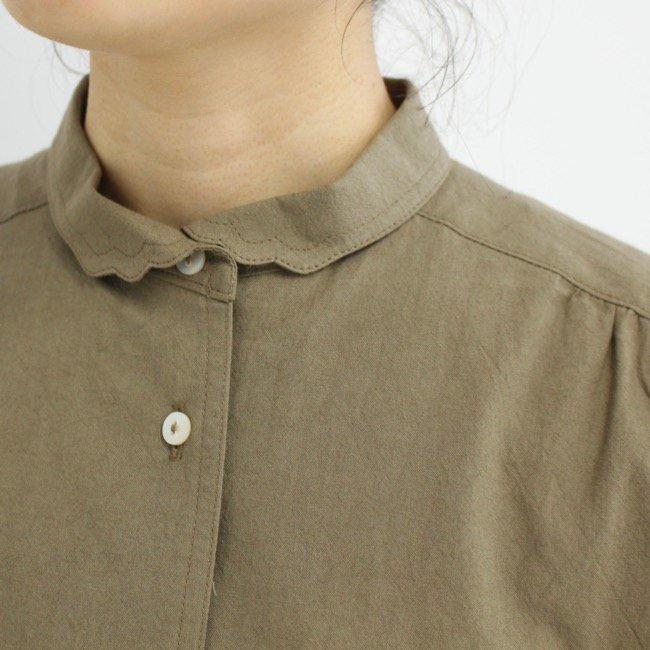 半袖マジパンブラウス(Lサイズ/定番色)※旧デザイン商品画像3