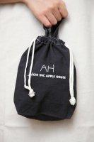 AB BAG(Sサイズ)持ち手つき巾着袋