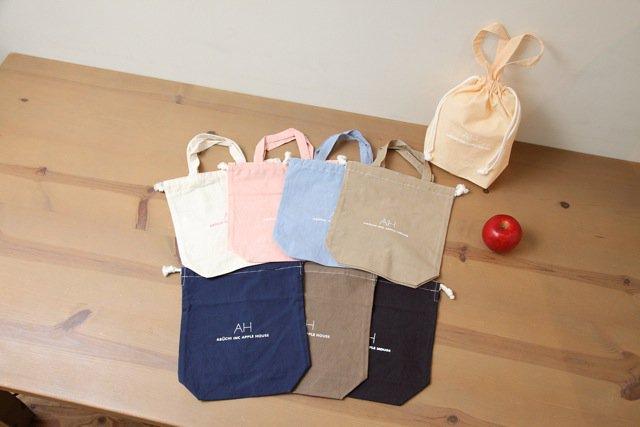 AB BAG(Mサイズ)持ち手つき巾着袋商品画像2