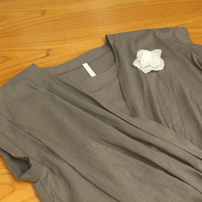 【50%OFF】<fleur de pomme-フルール・ド・ポム->ウイタシャツ商品画像8