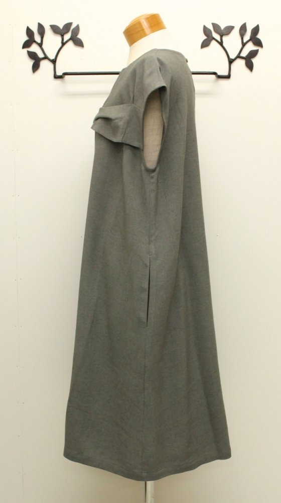【50%OFF】<fleur de pomme-フルール・ド・ポム->アザルネジャンパースカート商品画像9
