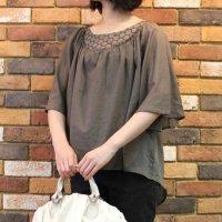 【50%OFF】ムディナシャツ <fleur de pomme-フルール・ド・ポム->