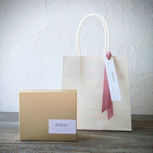 有料ギフトラッピング・Box&Bag(ゆうパック発送限定)